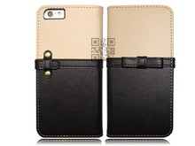 2015 New product OEM mirror surface leather phone case for iphone