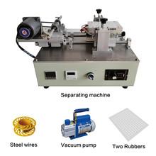 mobile phone repair equipment touch screen machine separator