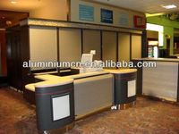 High qaulity aluminum extrusion for kitchen cabinet door