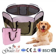 [Grace Pet] Pet Puppy Dog Playpen Exercise Pen Kennel 600d Oxford Cloth