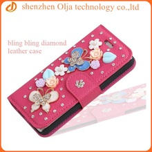 rhinestone cell phone cases for iphone and other brand