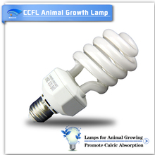 Factory promotional energy saving CCFL animal growing tubes calcium supplement UVB lamps