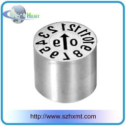 date stamp supplier/Steel marking stamp/Mould Date Indicator