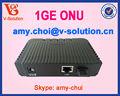 GPON convertidor de medios de comunicación, compatible con ZTE GPON OLT, Compatible con Huawei OLT