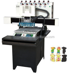 2015 The Most Effective PVC Fridge Magnet Making Machine