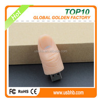 Promotional products simulation finger 64GB pendrive