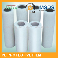 Popular stylish protective film with dust-free plant