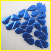 Wholesale Blue Waterdrop Iron on Nailhead For Bag Decoration