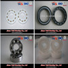 high precision deep groove ball bearing ceramic ball bearing sizes with good quality
