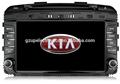 Jugador especial del coche DVD para KI-Sorento con gps, coche DVD GPS para Sorento 2015