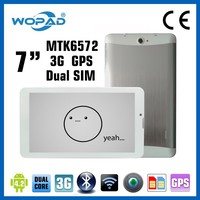 7 inch city call android phone tablet pc with 3g sim card slot in shenzhen factory