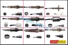 OEM Quality Low price Auto Universal Type Upstream And Rear Downstream Heated Air Fuel Ratio Oxygen Sensor