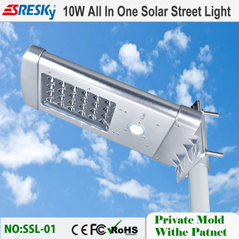 Солнечная Энергия 12 Вт Солнечный Свет Фонарей Площади/Парк/Plaza