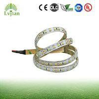 5m 12 volt cuttable color changeable addressable epistar led dmx pixel strip rgb