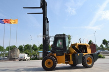 four wheel drive forklifts