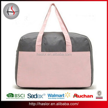 Nylon Gym Duffel Tote Small Sports Bag with Handle for Young Person