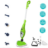 WHL-802 WHALLE | 2015 hot selling 1300W multifunction portable handheld 5 in 1 steam mop X5 steam cleaner as seen on TV