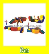MADE IN CHINA educational kid soft play building blocks with low cost FOR SALE