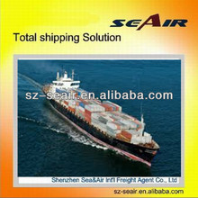 Ocean freight from China to USA---SEA&AIR