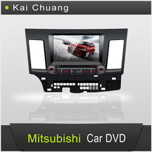Lancer EX DVD 2 din, touch screen Mitsubishi Lancer DVD with GPS