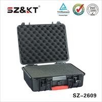 Protective ABS hard plastic carrying shipping case