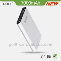 Hot selling 8800 mAh with LED flashlight function portable power bank with wholesale factory price