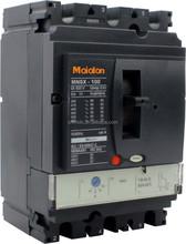 mouled case circuit breaker nsx250 electric concrete breaker 63amp 415v circuit breaker