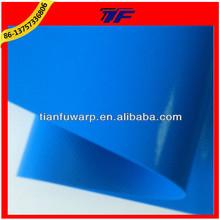 TF PVC GLOSSY BLUE TARPAULIN