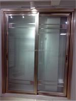 aluminium sliding door,rail for sliding door