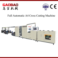 High Quality Full Automatic High Speed A4 Paper Cutting Machine Convenient Durable High Powerful