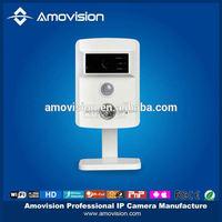 QF501 cctv cam tf card digital 720p hd ip cam tf card 720p wireless robot phone and pc monitoring wifi pnp ip cam tf card