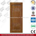 antiguos de madera maciza puerta de arco