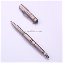 TC-T010 fashion high quality sand color security equipment pen for writing
