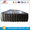 DX51D ASTM A653 PPGI PPGL GI GL corrugated steel sheet 5mm thick