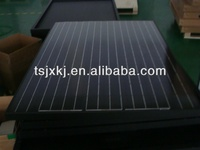 300W 72 Cells black monocrystalline solar panels