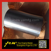 Engine parts QD32 liner cylinder liner for excavator