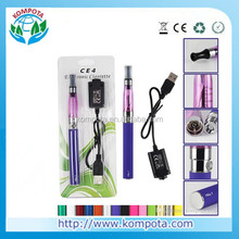 2.3$/kit ego ce4 promotion!!! Hot Selling eGo CE4 Blister starter kit,CE4 Clearomizer,eGo CE4