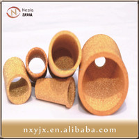 high performance copper powder sintered noise reducer air filter