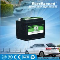 Starting current available from EverExceed high-tech EEX series electric bike battery