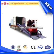 china mobile hydraulic dock ramp with Cheap Price for Sale