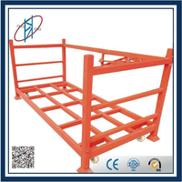 Lockable Storage Cage With Wheels