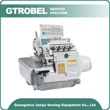 different motion adjustment intelligent control overlock sewing machine
