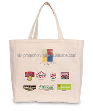 promotional 100% cotton tote bag, blank cotton tote bags product, unique 100% cotton tote bag
