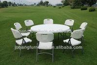 Round Table For Meeting Wedding Use with Fold Table for dining room JH-T4