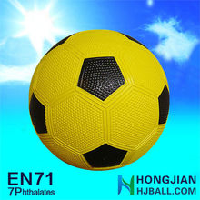 manufactory rubber soccer balls custom hot sale football size 2 high quality