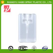 China Manufacturer Useful personnal care transparent disposable plastic water bottle
