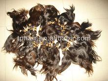 Wholesale Virgin Human Hair Bundles Filipino Hair Mongolian Hair