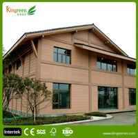 Kingreen High Quatity WPC Wooden Cheapest Wall Paneling