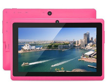 Cheapest 7 inch quad core atm7031 tablet pc, tablet with 512mb 4gb