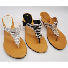 Export to Australia silk embroidered slippers